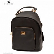 Geanta dama originala David Jones CM3340BLACK - Rucsac David Jones negru
