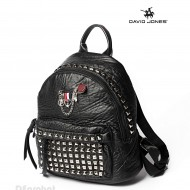 Geanta dama originala David Jones CM3829BLACK - Rucsac David Jones negru