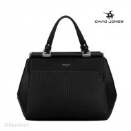 Geanta neagra dama David Jones originala CM3953BLACK