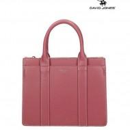 Geanta roz dama originala David Jones CM5001DPINK