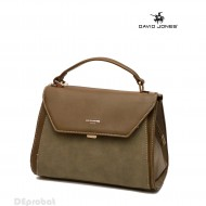 Geanta dama originala David Jones 5658-1DKHAKI