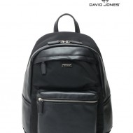 Geanta dama originala David Jones CM3641BLACK - Rucsac David Jones negru
