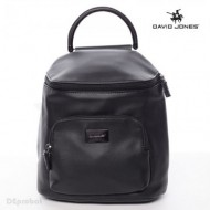 Geanta dama originala David Jones CM3919BLACK - Rucsac David Jones negru