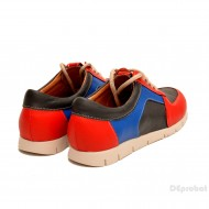 Pantofi dama sport-casual din piele naturala cod P97
