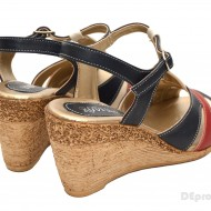 Sandale dama elegante din piele naturala cod S14