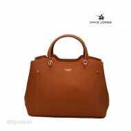 Geanta maro dama piele David Jones originala CM3571BROWN