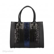 Geanta neagra dama David Jones originala CM3796BLACK