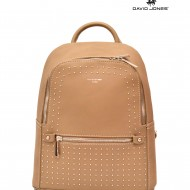 Geanta sport dama David Jones CM3639TAUPE - Rucsac David Jones taupe