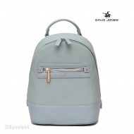 Geanta sport dama originala David Jones 5731-2PALEBLUE - Rucsac David Jones bleu