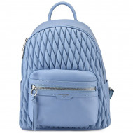 Rucsac bleu David Jones 6266-2BLUE- Geanta sport dama