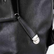 Rucsac negru David Jones CM6008BLACK - Geanta sport dama