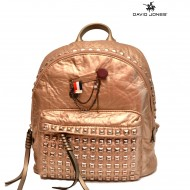 Geanta dama originala David Jones CM3829GOLD - Rucsac David Jones auriu