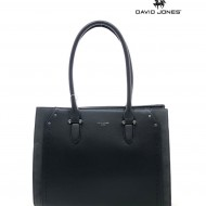 Geanta neagra dama David Jones originala 5817-2BLACK