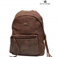 Geanta sport dama David Jones CM3595DBROWN - Rucsac David Jones maro