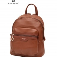 Geanta dama originala David Jones CM3530DBROWN - Rucsac David Jones maro