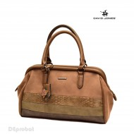 Geanta khaki dama originala David Jones CM3617DKHAKI