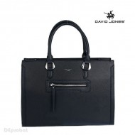 Geanta neagra dama David Jones originala CM3902BLACK