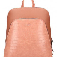 Rucsac maro David Jones CM5615BROWN - Geanta sport dama