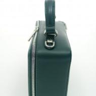 Geanta verde dama originala David Jones 6423-1DGREEN