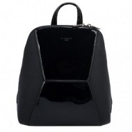 Geanta dama originala David Jones 5832-2BLACK - Rucsac David Jones negru