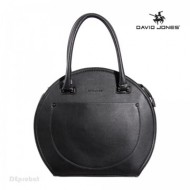 Geanta dama originala neagra David Jones CM4075BLACK