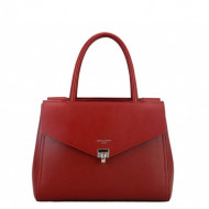 Geanta rosie dama originala David Jones CM5818RED