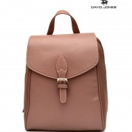 Geanta sport dama David Jones CM3615DPINK - Rucsac David Jones roz pal