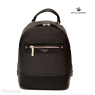 Geanta sport dama originala David Jones 5731-2BLACK - Rucsac David Jones negru