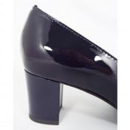 Pantofi dama eleganti din piele naturala cod P309