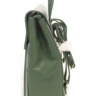 Rucsac verde David Jones 6507-2DGREEN - Geanta sport dama