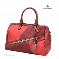 Geanta bordo dama piele David Jones originala CM3648BORDEAUX