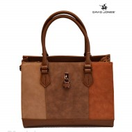 Geanta dama David Jones originala 5810-3BROWN