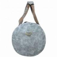 Geanta de voiaj originala David Jones CMD0046-12BLUE - Geanta de fitness unisex bleu