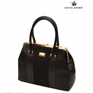 Geanta neagra dama originala David Jones 5215-1BLACK