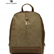 Geanta sport dama David Jones CM3556DKHAKI - Rucsac David Jones khaki