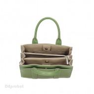 Geanta verde dama originala David Jones CM5001APLLEGREEN