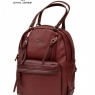 Rucsac bordo dama David Jones CM4031DBORDO - Geanta sport dama