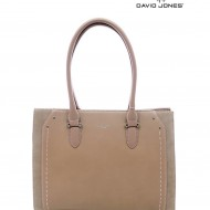 Geanta camel dama David Jones originala 5817-2DCAMEL