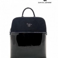 Geanta dama originala David Jones 5846-1BLACK - Rucsac David Jones negru