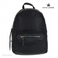 Geanta dama originala David Jones CM3713BLACK - Rucsac panzat David Jones negru