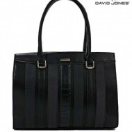 Geanta neagra dama David Jones originala 5622-2BLACK