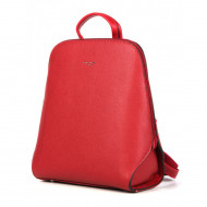 Rucsac rosu David Jones 6248-1RED - Geanta sport dama