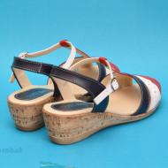 Sandale dama casual - elegante din piele naturala cod S52