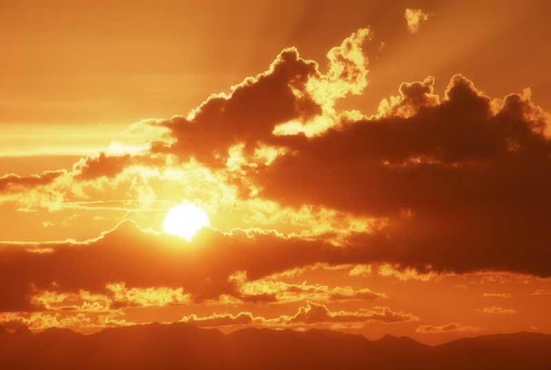 Tablou Cer cu Nori