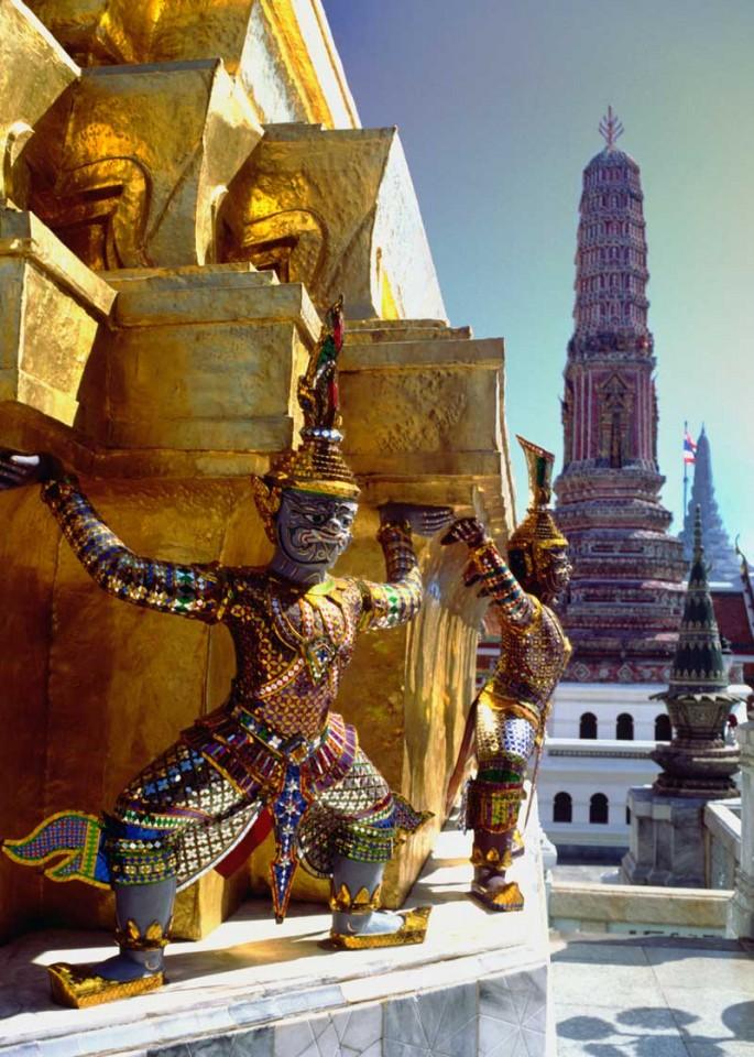 Tablou Bangkok