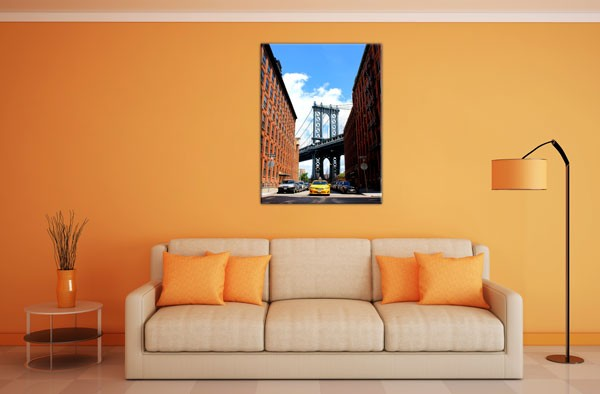 Tablou Brooklyn Bridge