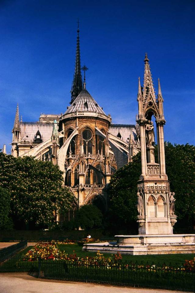 Tablou Catedrala Notre-Dame Paris