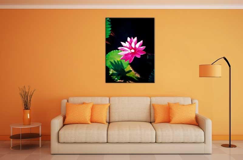 Tablou Floare Asiatica