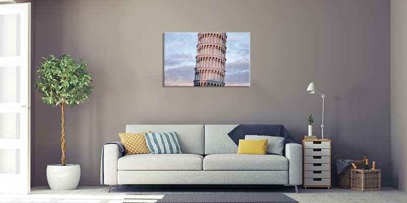 Tablou Turnul din Pisa Italia