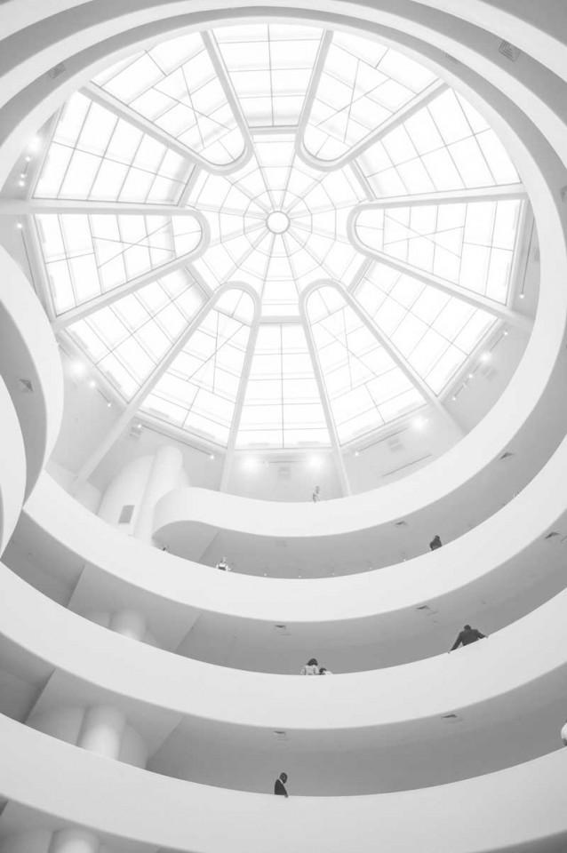Tablou Muzeul Solomon R. Guggenheim